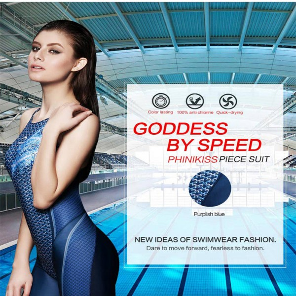 Professional Athlete Women Swimsuit Triathlon Competition Racing Swimwear Padded Designer Bathing Suits Extra Image 3
