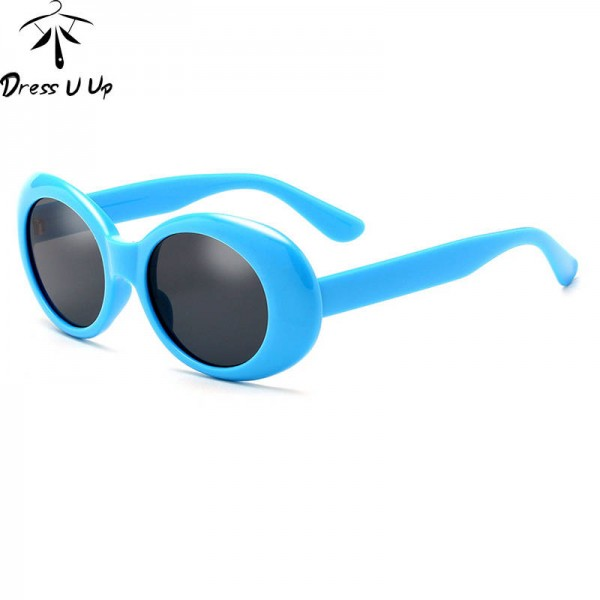 Red Hot Sunglasses Designer Retro Oval New Fashion Shades UV400 Polarized HD Sexy Girl Eyewear For Ladies Extra Image 3
