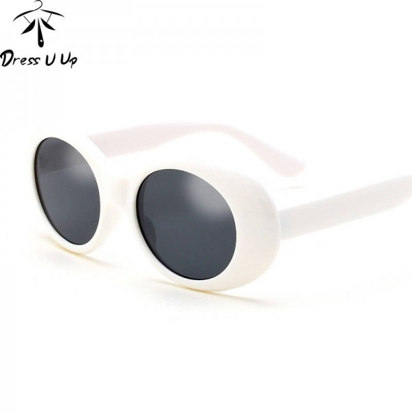 Red Hot Sunglasses Designer Retro Oval New Fashion Shades UV400 Polarized HD Sexy Girl Eyewear For Ladies Extra Image 4