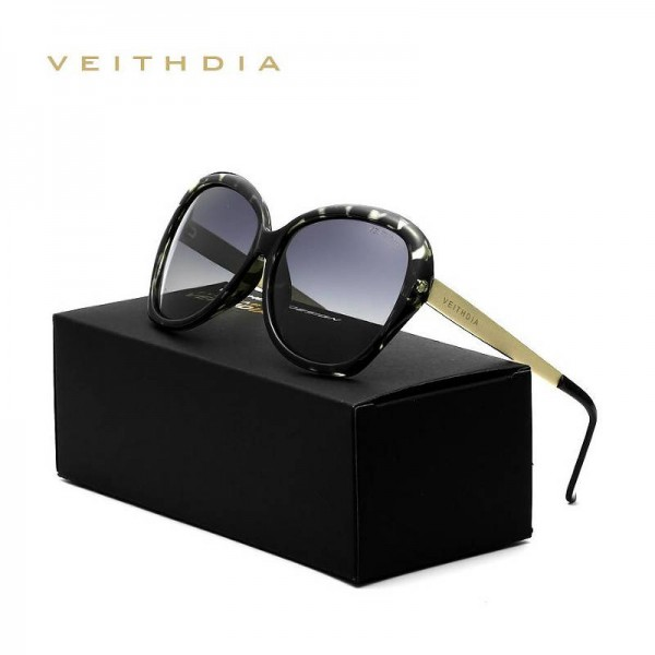 Retro Sunglasses Designer Vintage Classic Fashion Accessories Eyewear Polarized UV400 Sun Shades For Women