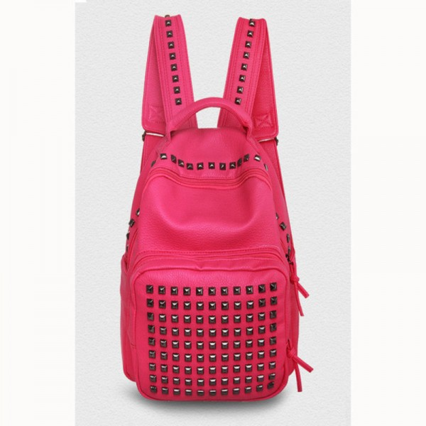 Buy Rivet Backpack Waterproof School Bags Teenage Girls ...
