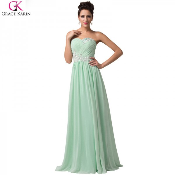 Robe De Soiree Long Evening Dresses Sleeveless Chiffon Formal Gowns Elegant Special Occasion Wedding Party Dresses Extra Image 1