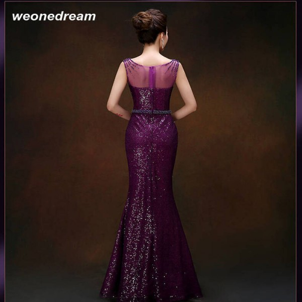 f0413df09020 ... Floor Length Party Dress Purple Plus Size Formal Elegant Party Dress For   Extra Images 0 Extra Images 0  Extra Images 1 Extra Images 1  Extra Images  2 ...