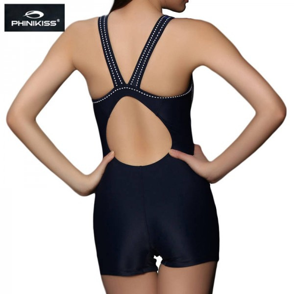 Sexy One Piece Swimsuit Large Professional Sports Bathing Suit Triathlon Padded Unwired Beach Dress Extra Image 3