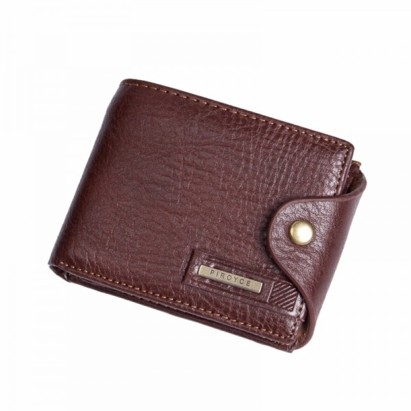 Small Multi Function Wallets And Purses For Men Coin Holder With Zipper Cute Money Bag Purse For Males Extra Image 2