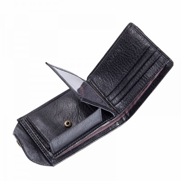 Small Multi Function Wallets And Purses For Men Coin Holder With Zipper Cute Money Bag Purse For Males Extra Image 5