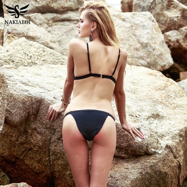 Super Sexy Two Piece Swimsuits For Women Brazilian Push Up