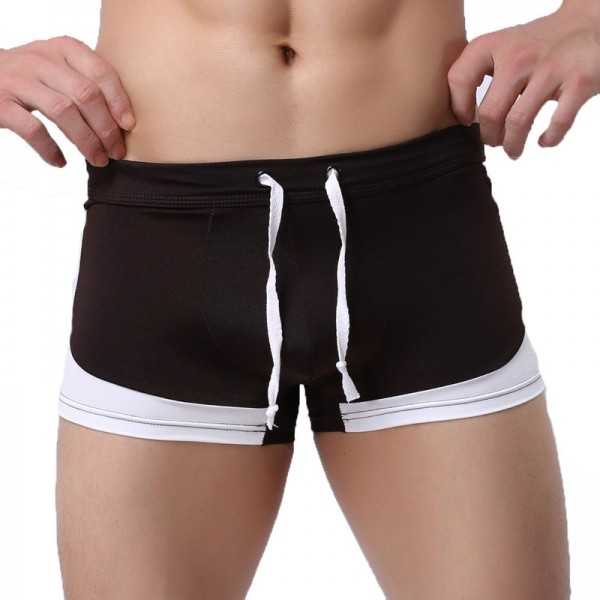 Swimming Trunks Bathing Suit For Men Swimwear Briefs Beach Sports Trunks Boxer Briefs For Men