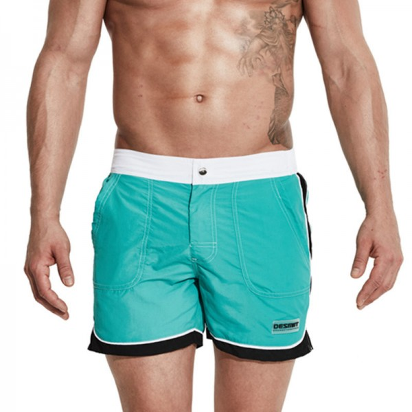 Swimwear Men Shorts Nylon Light Thin Swimming Shorts for Men Swimming Trunks Plus Size Swimsuit Beachwear Extra Image 6