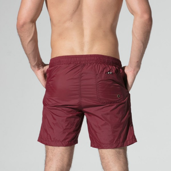 257b8c1287 ... Swimwear Mens Swimming Shorts For Men Swimsuit Quick Dry Swim Trunks  Beach Running Play Wear Loose ...