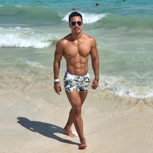 Taddlee Brand Men Swimwear Brazilian Cut Swimsuit Sexy Swimming Boxers Surfing Board Low Waist Trunks Gay Shorts Extra Image 3