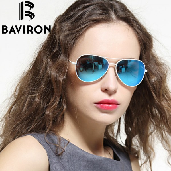 Ultra thin Legs Aviator Sunglasses Women Brand Designer Glasses Men Driving Mirror Eyewear Unisex Pilot Sun Glasses Extra Image 3