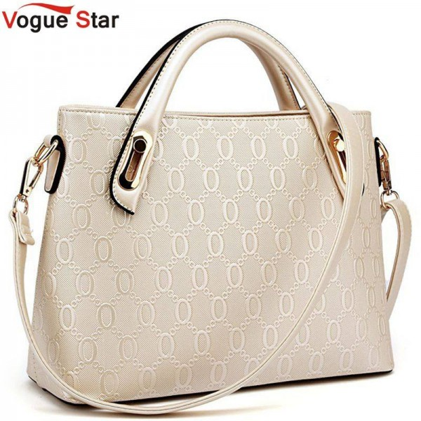 6e2b5eb40c Vogue Star New High Grade Leather Bags For Women Embossed Shoulder Bags  Handbags Shoulder Bags Thumbnail ...