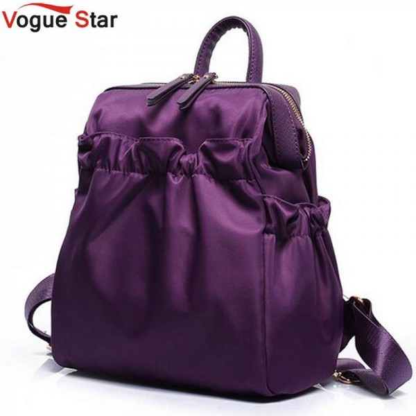 Vogue Star Women Backpacks Small Chest Bags Shoulder Bags For Female School Bags For Teenagers Thumbnail