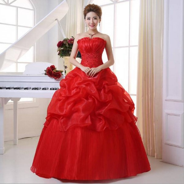Weonedream Evening Dress Sexy Off Shoulder Backless Bridal Wedding Sweet Princess Formal Prom Dress Women Thumbnail