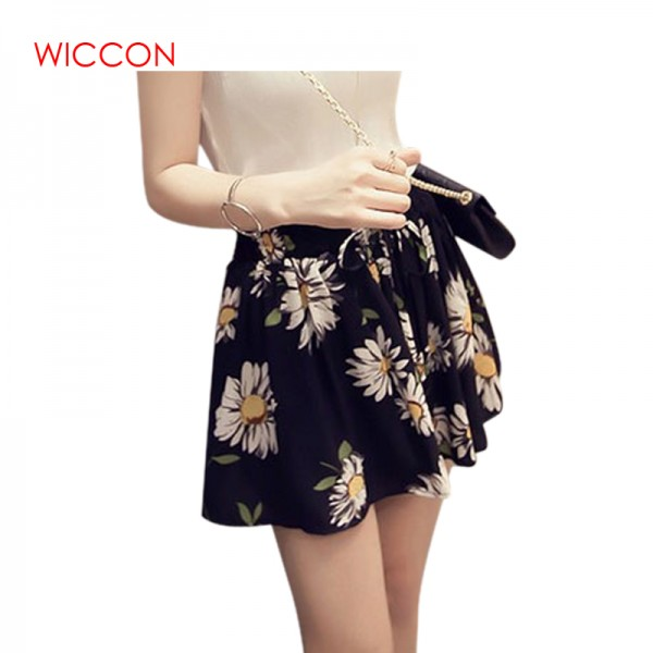 Spring Summer New Style Bow Tie Skirts High Waist Elastic Sexy Mini Skirt For Women Extra 2