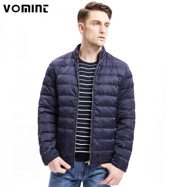 Winter Outfit New Men Jacket Parkas Zipper Classic Sewing Bottom Botton Pockets Casual Warm Coat Fashion Outfit Extra Image 1
