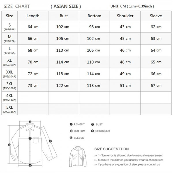 Winter Warm Men Thicken Parkas Classic Casual Jacket Multi Pockets Zipper Button Hoodie Coats Fashion Male Jackets Extra Image 6
