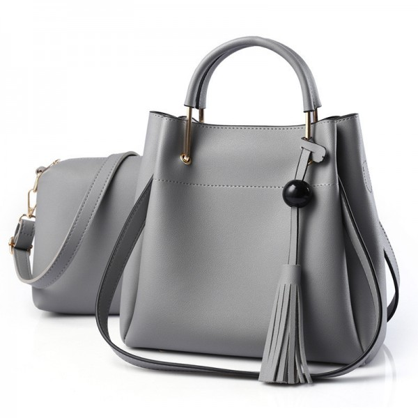 Women Casual Handbags Genuine Leather Shoulder Bags Stylish New Arrival 2019 For