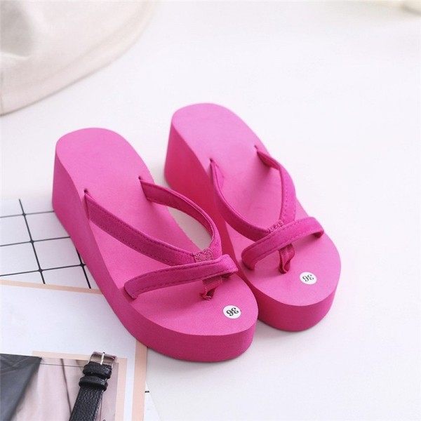 Women Flip Flops Slippers Summer Sandals Indoor Outdoor Slippers Jelly Shoes New Summer Shoes Home Slipper Extra Image 6