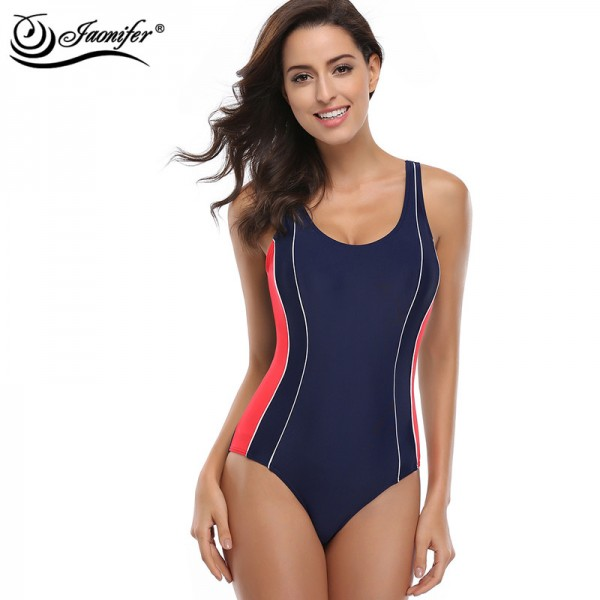 Women Professional Sport One Piece Swimsuit Sports Swimwear Bathing Suit Brazilian Bathing Suit Sport Beachwear Extra Image 1