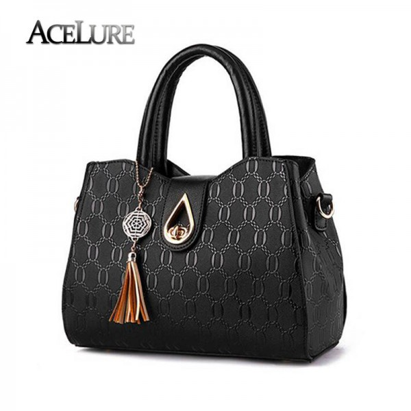 Women Top Handle Bags Pu Leather High Capacity Bags For Ladies Beautiful Design Bags Women Thumbnail