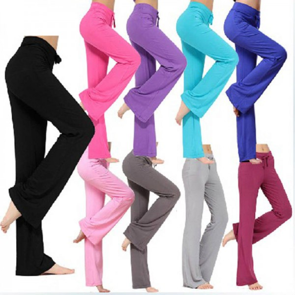 Women Workout Fitness Casual Pants Sweatpants Trousers Latest For Women Thumbnail